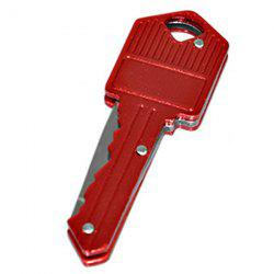 Stainless Steel Outdoor Kitchen / Pocket Knife /  Key Ring -