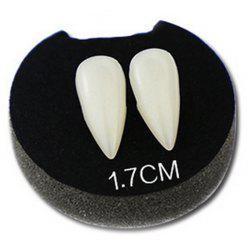 Christmas Vampire Denture for Makeup Party -