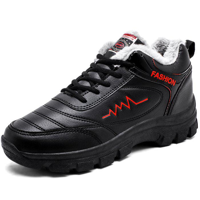 Affordable Men's Casual Shoes Warm Anti-slip Wearable