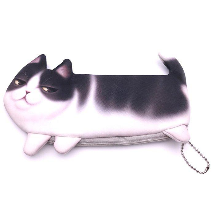 Outfit Cute Cat Shape Large Capacity Storage Bag
