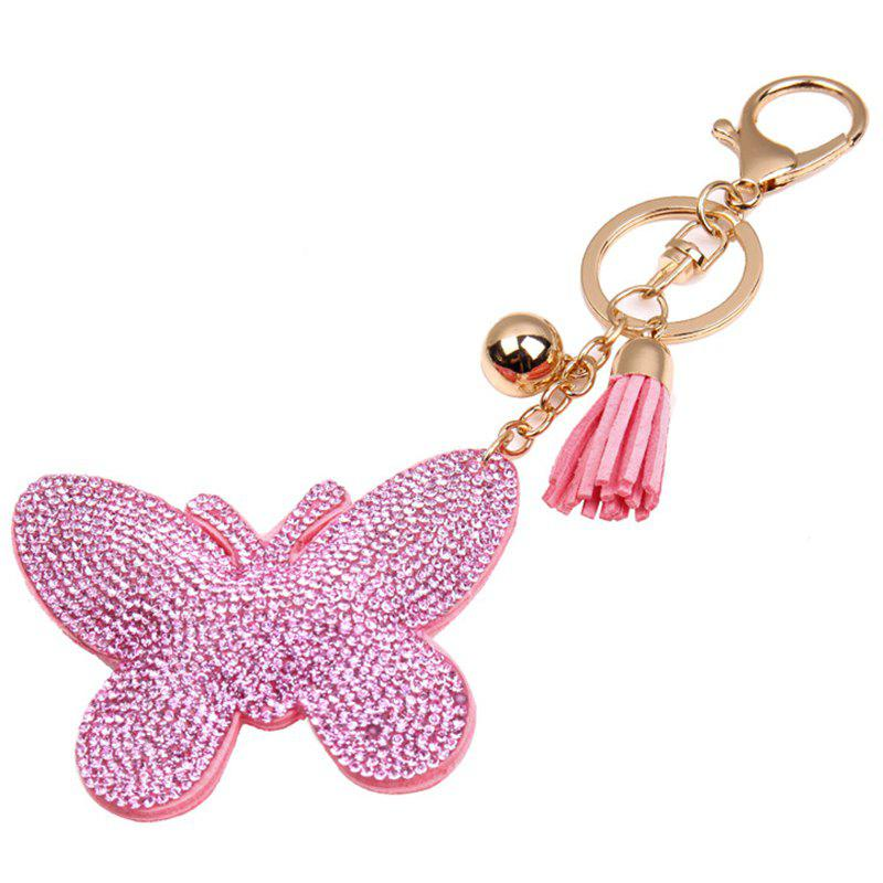 Outfit Creative Butterfly Style Fashion Keyring