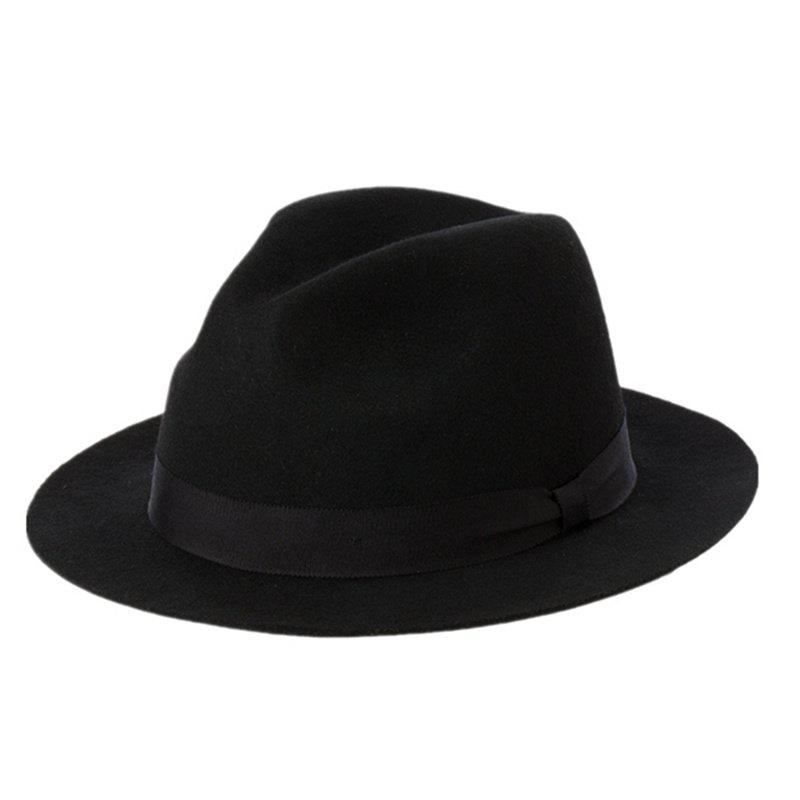 Affordable W.W British Vintage Woolen Jazz Hat from Xiaomi youpin