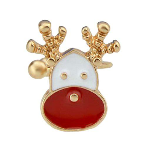 ER - 7970 Christmas Elements Simple Ear Clip for Girl Women