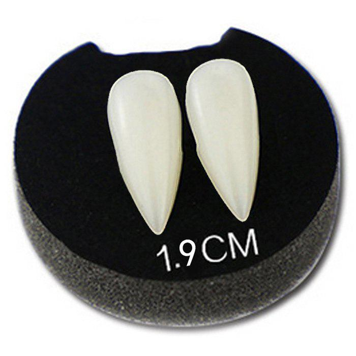 Online Christmas Vampire Denture for Makeup Party