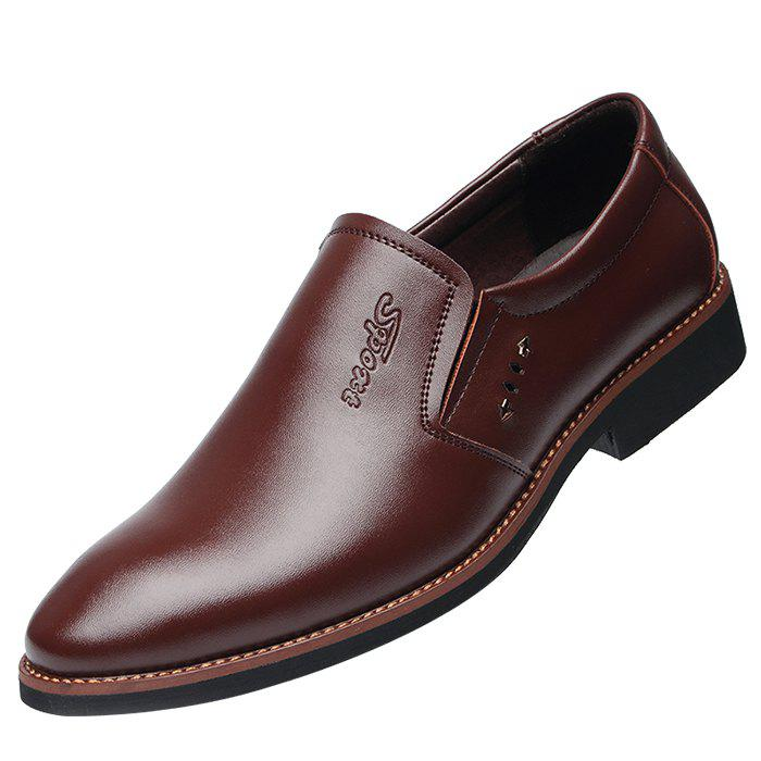 Chic Genuine Leather Business Formal Shoes for Men