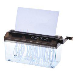 SP1292 A4 Paper Manual Shredder -
