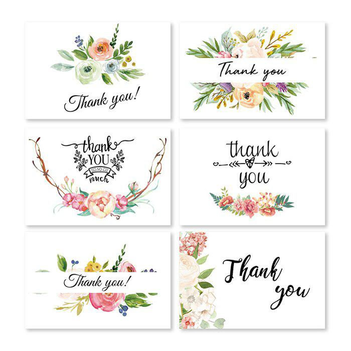2019 Thank You Greeting Card For Thanksgiving Christmas Birthday