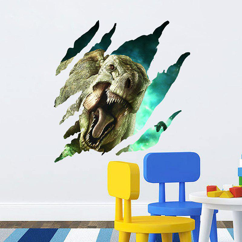 Outfits ZY1450 Three-dimensional Dinosaur Wall Sticker for Decoration