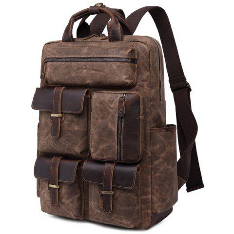 Men Leather Backpack - Free Shipping, Discount and Cheap Sale ... cce13709f6