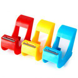 Convenient Double-sided Adhesive Tape Holder for Office Supplies -