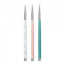 Nail Beauty Painting Drawing Sculptured Carving Brush Pen Set -