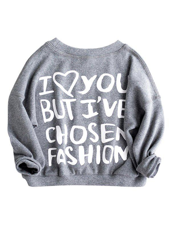 Shop Children Comfortable Sweatshirt Fashion Solid Color