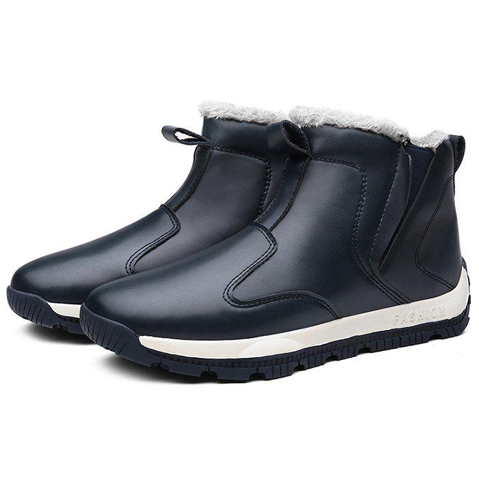 New Men's Casual Comfortable Boots