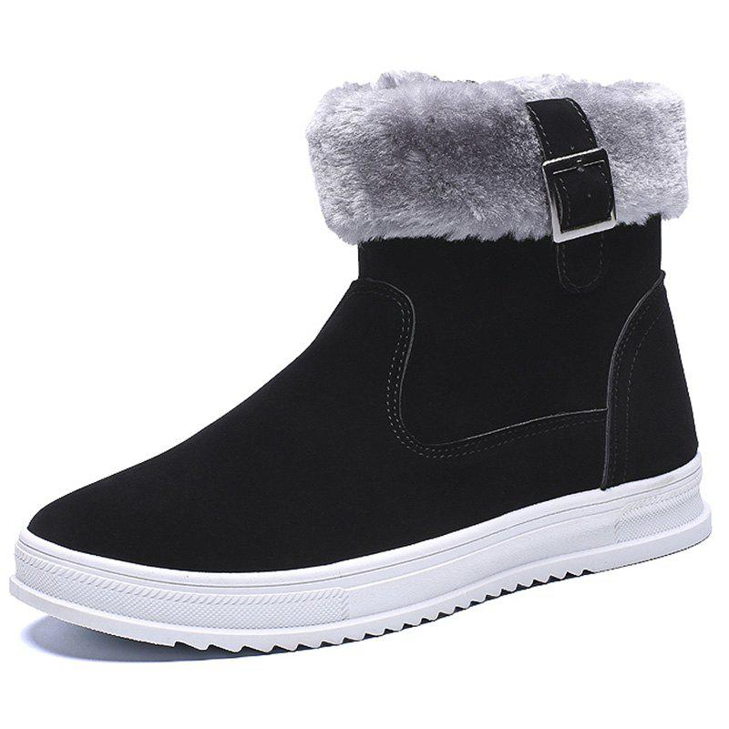 1c802f9928c Men's High Top Boots for Daily Use with Cotton