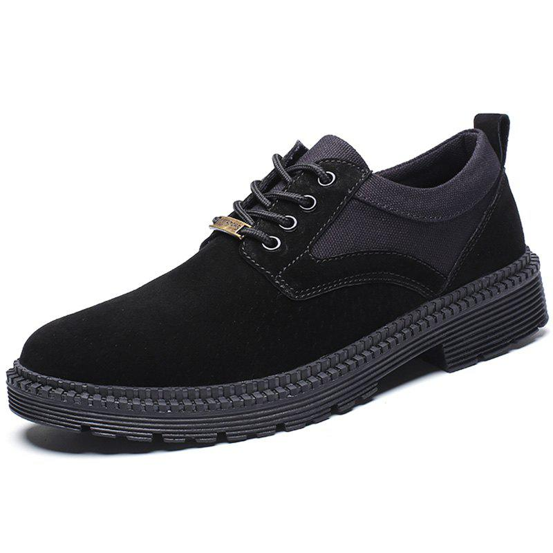 New Men's Fashion Oxford Shoes for Daily Use
