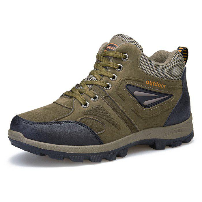 Outfit Men Sneakers Breathable Outdoors Trendy