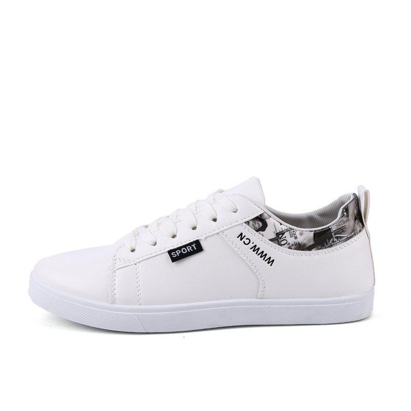 Outfits Trendy Simple Slip-on Ventilate Skateboarding Shoes