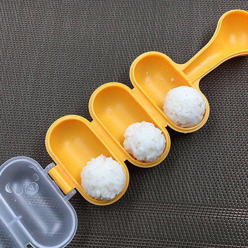 Outfits Shake Rice Ball Mold Children Sushi Food Tool Set
