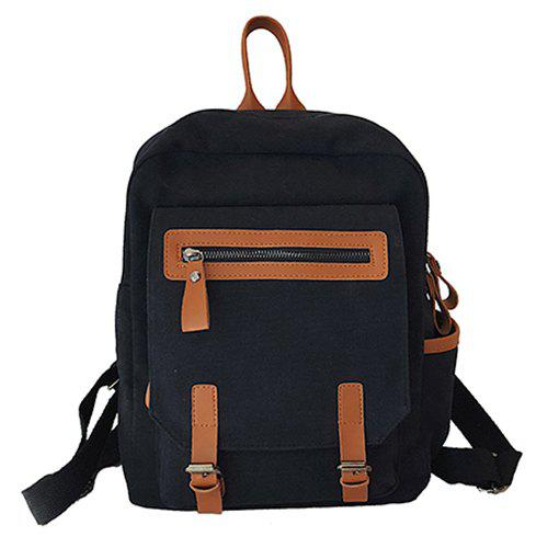 Sale Literary Trend Female Backpack for Outdoor Travel