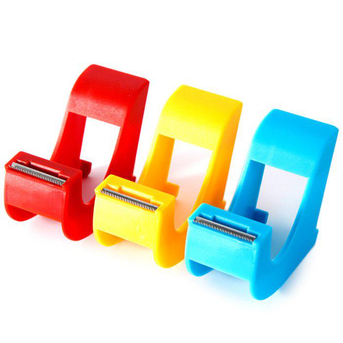 Cheap Convenient Double-sided Adhesive Tape Holder for Office Supplies