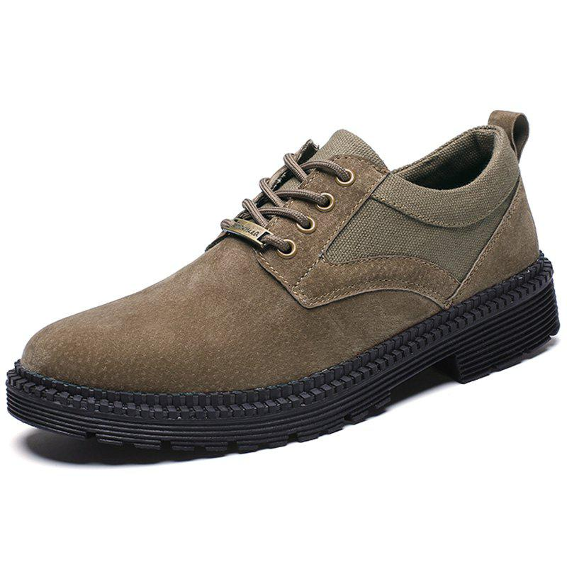 Discount Men's Fashion Oxford Shoes for Daily Use