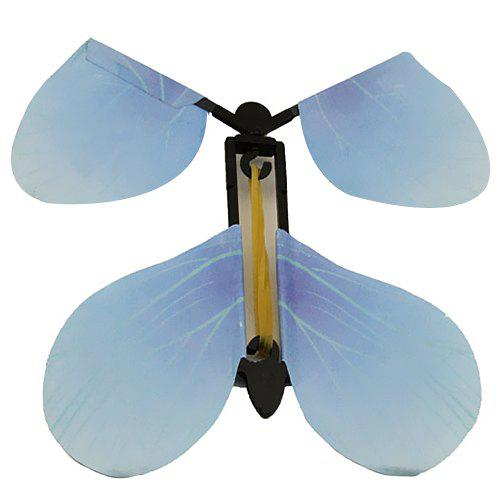 Trendy Creative Magic Prop Flying Butterfly Children Toy