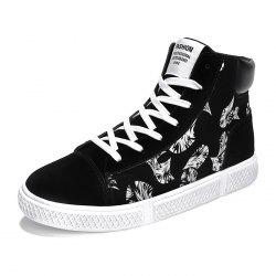 Men's Casual High Top Sneakers for Winter -