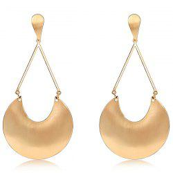 Women's Elegant Cool Geometric Metal Earrings -