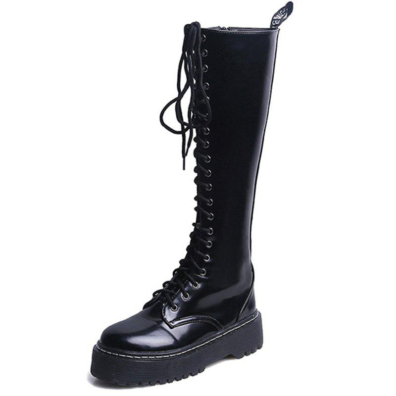 Affordable Women Boots Platform Comfortable Tall