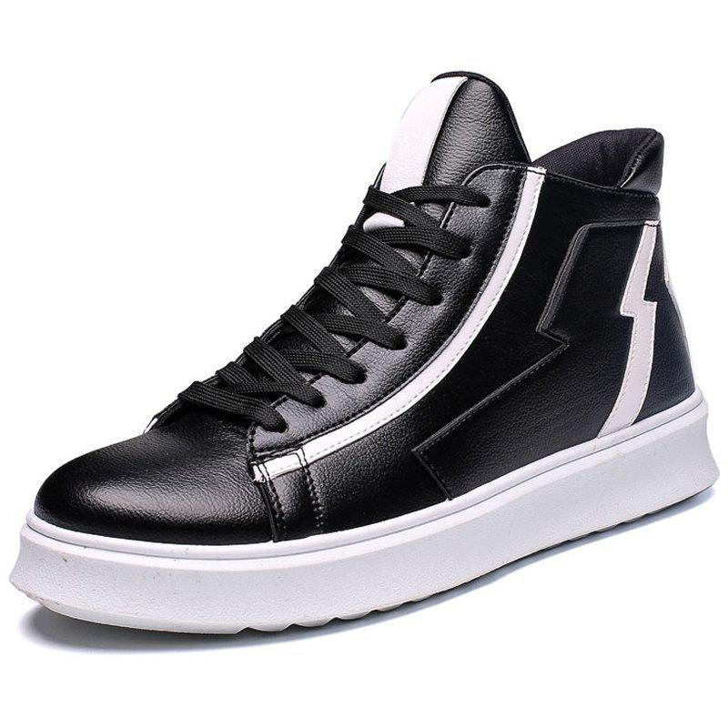 Outfits Men's Casual High Top Sneakers
