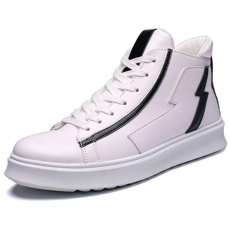 Affordable Men's Casual High Top Sneakers