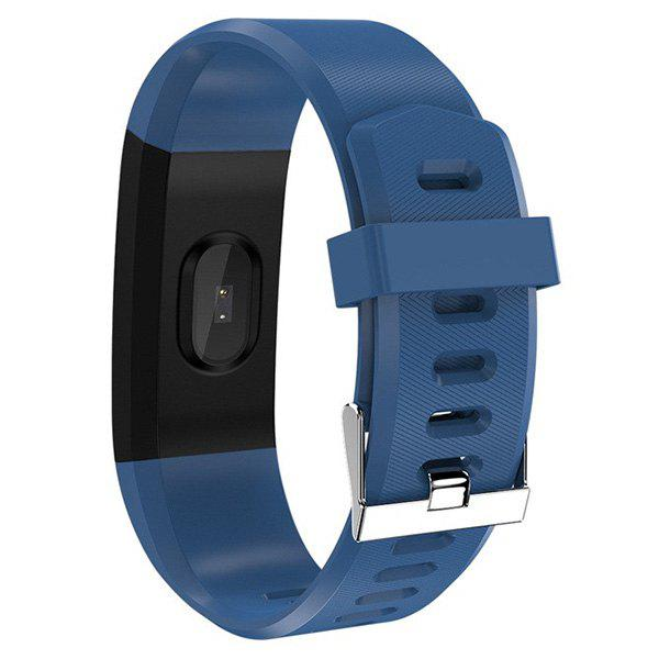 Best ID115 Plus Smart Bracelet 0.96 inch Screen Bluetooth 4.0 Call / Message Reminder Heart Rate Monitor Functions