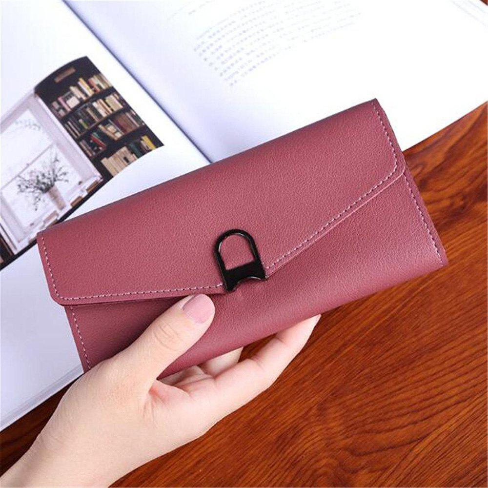 Shops PU Leather Clutch Long Wallet Card Holder Bags