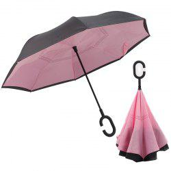 Type C Car Creative Reverse Umbrella for Rainy Day -