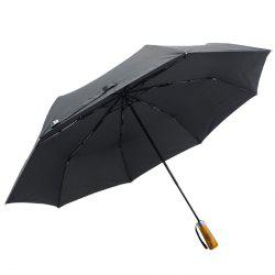 27 inch Large Contracted 8 Bones Windproof Business Umbrella -