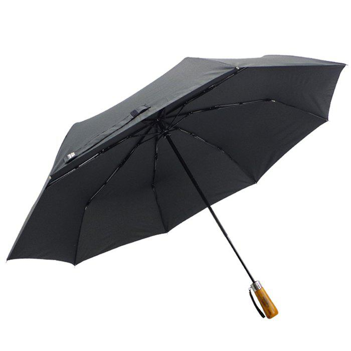 Unique 27 inch Large Contracted 8 Bones Windproof Business Umbrella
