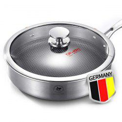 JGT26A1 304 Stainless Steel Non-stick Frying Pan -