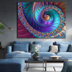 Color Art Print Painting -