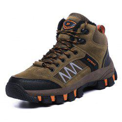 Men Outdoor Hiking Shoes Durable Anti-slip Rubber -