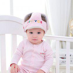 Shock Absorption Shockproof Hat Breathable Cap for Babies -
