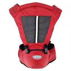 2-in-1 Baby Carrier with Waist Stool -