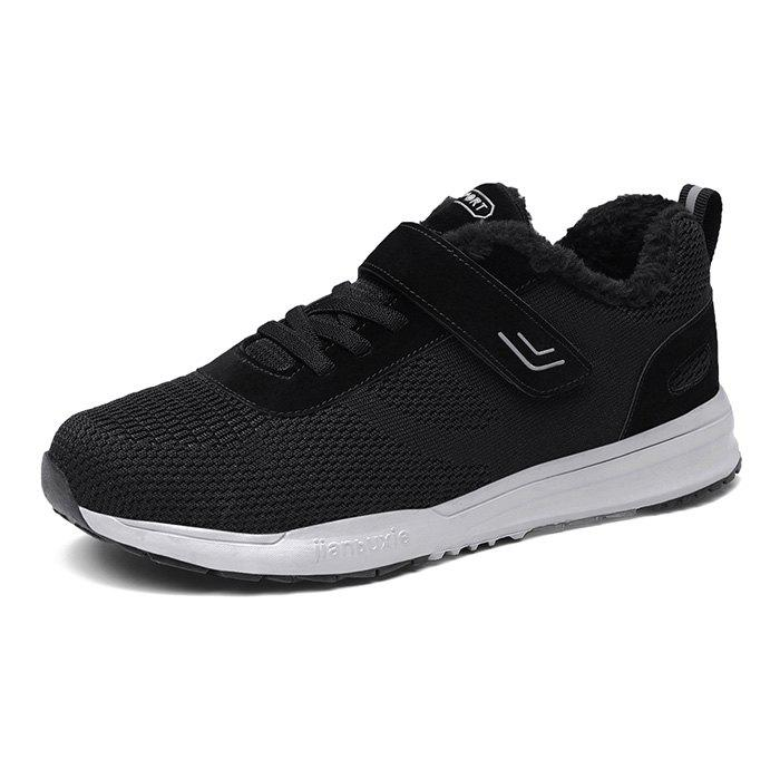 Chic Men's Sneakers Fashion Durable Warm Comfort