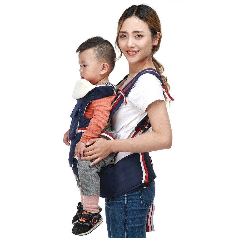 Unique Multifunctional Baby Carrier with Waist Stool