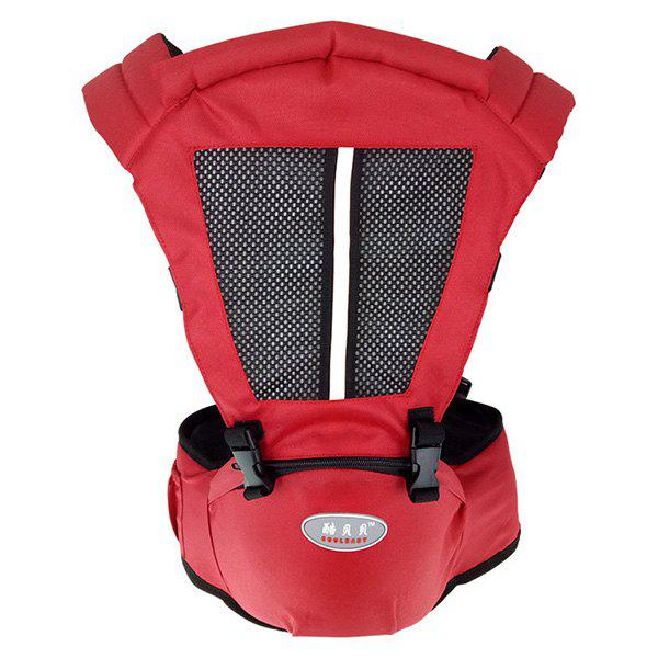 Fancy 2-in-1 Baby Carrier with Waist Stool