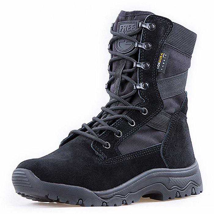 Outfits Tactics High Top Men Boots Breathable Non-slip Wear-resistant