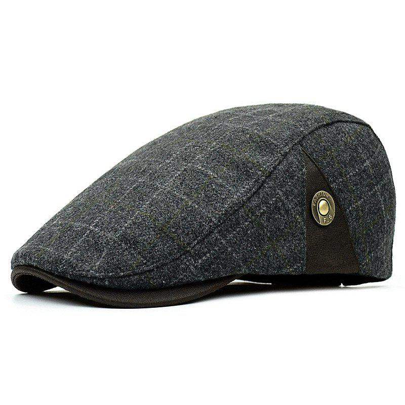 Affordable Man Casual Leisure Hat Beret