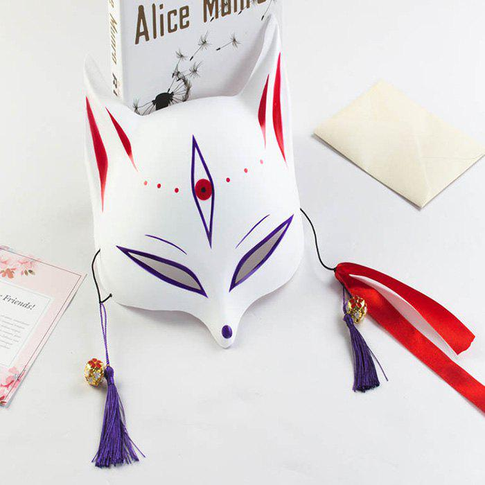 Outfit Fox Mask Cosplay Tool