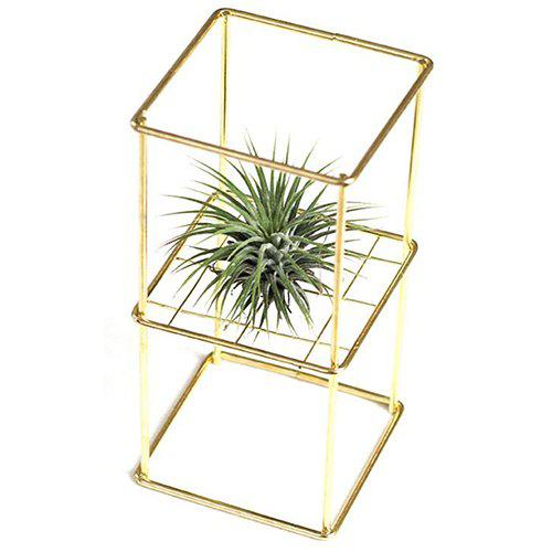 Outfit Nordic Style Iron Flower Stand for Air Plant