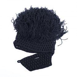 Men Fashion Woolen Yarn Knitted Halloween Funny Hat -