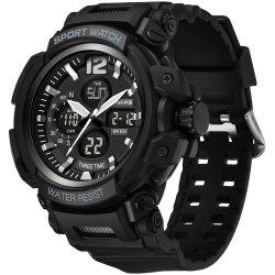 PANARS 8205 Digital Quartz Waterproof Male Watch -